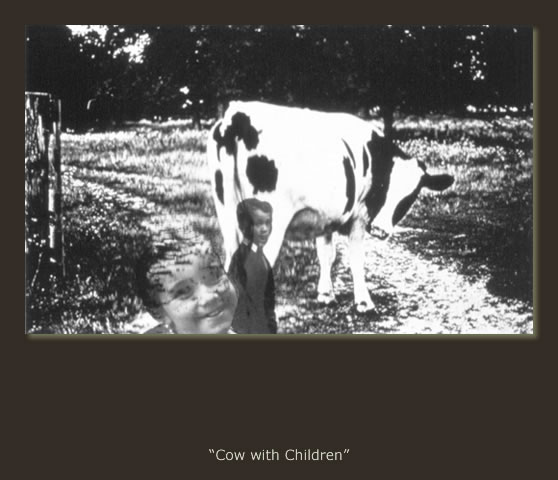 """Cow with Children"""