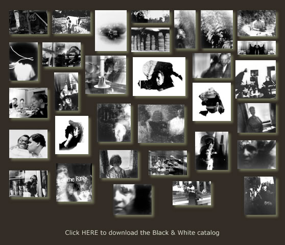 """Black and White Gallery Catalog"""